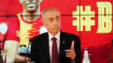 Son dakika spor haberleri: Galatasaray Başkanı Mustafa Cengiz: Her durumda en büyüğüz!