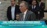 Ahmet Nur Çebi yeniden mesaide!