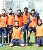 Medipol Başakşehir'de Konyaspor maçı hazırlıkları