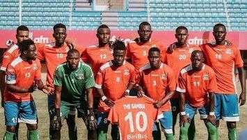 Gambiya'dan tarihi başarı! İlk defa...