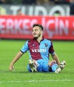 Trabzonspor'da Yusuf Sarı'dan haber var