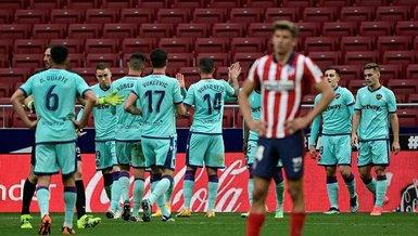 Atletico Madrid Levante 0-2 (MAÇ SONUCU - ÖZET)