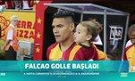 Falcao golle başladı