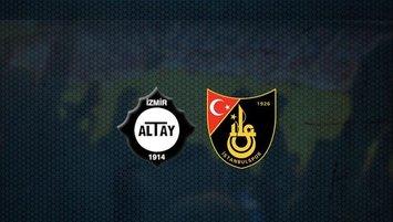 Altay - İstanbulspor maçı saat kaçta ve hangi kanalda?