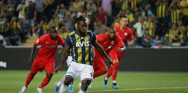 Kadıköy'de penaltı şov