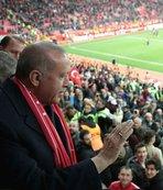 Başkan Erdoğan talimatı verdi! Eskişehir'deki taraftarları kırmadı...