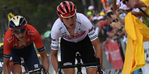 Fransa Bisiklet Turu'nun altıncı etabını Dylan Teuns kazandı