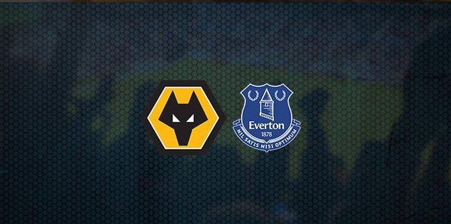 Wolverhampton-Everton maçı ne zaman? Saat kaçta? Hangi kanalda canlı yayınlanacak? - Futbol -