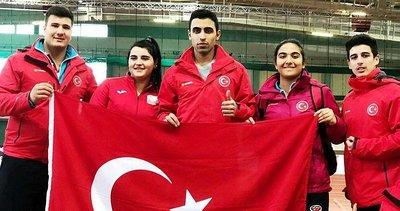 U20 Atletizm Milli Takımı'ndan 13 madalya