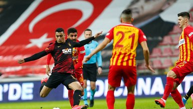 Son dakika spor haberi: Galatasaray'ın Mısırlı golcüsü Mostafa Mohamed'den Falcao paylaşımı