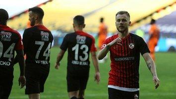 Gaziantep FK Başakşehir'i Maxim'le yıktı!