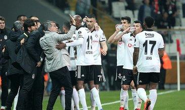 Beşiktaş'ın yenilmezlik serisi güzel günler için yetmedi