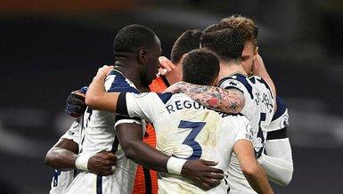 Tottenham Manchester City: 2-0 (MAÇ SONUCU - ÖZET)