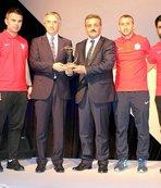 Sporun devleri Ankara'da bir araya geldi