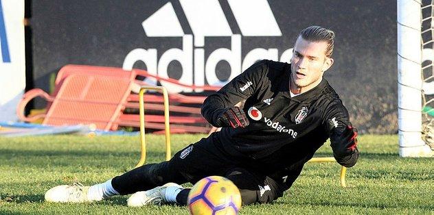 Beşiktaş Fenerbahçe maçı hazırlıklarını sürdürdü