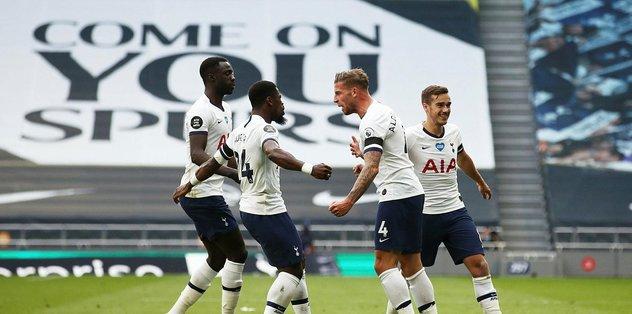 Tottenham Hotspur 2-1 Arsenal | MAÇ SONUCU - İngiltere Premiere Ligi -
