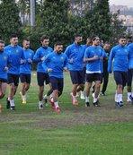 MKE Ankaragücü, Antalyaspor maçı hazırlıklarını tamamladı