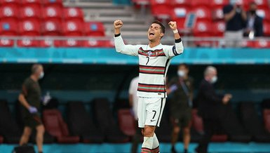 2nd-half goals give Portugal win over Hungary