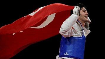 Olimpiyatlardaki ilk madalyamız geldi!