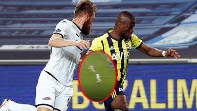 İşte Fenerbahçe'nin Denizlispor maçında penaltı beklediği pozisyon!