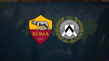Roma Udinese maçı ne zaman, saat kaçta?