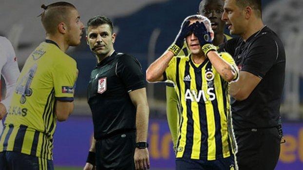 Fenerbahçe Antalyaspor maçının olay hakemi Ümit Öztürk'ün ses kaydı ortaya çıktı! #