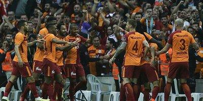 Galatasaray'da kart sınırındaki futbolcular
