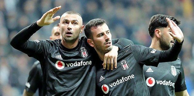 Beşiktaş kupada 24Erzincanspor ile karşılaşacak