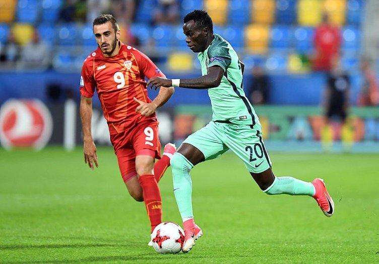 Galatasaray'a Bruma piyangosu