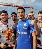 Ozan Kabak Schalke ile ilk idmanına çıktı! Galatasaray sürprizi