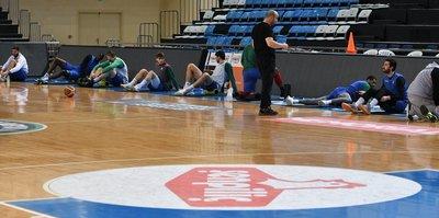 Sakarya'nın konuğu Eskişehir Basket