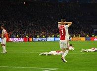 Ajax 2-3 Tottenham | Dev maçtan kareler!