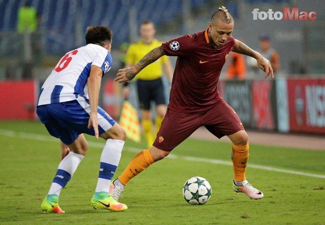 Nainggolan'dan transfer açıklaması! Galatasaray...