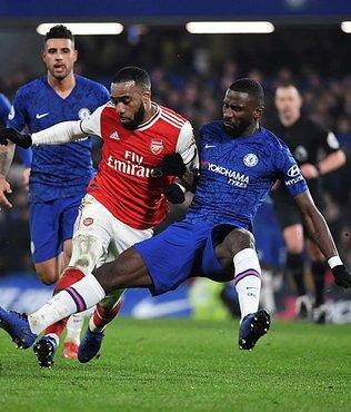 Chelsea ile Arsenal'in gol düellosundan kazanan çıkmadı