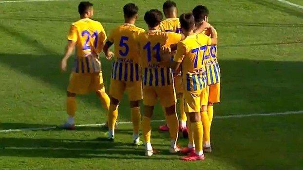 Belediye Derincespor 3-0 Çankaya FK | MAÇ SONUCU #