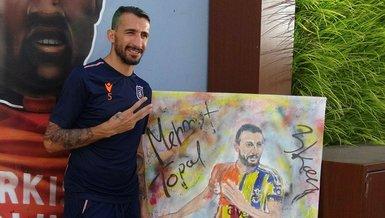 Mehmet Topal'dan bir ilk daha! Devler Ligi tarihine geçti