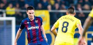 Villarreal kaçtı Levante yakalayamadı!