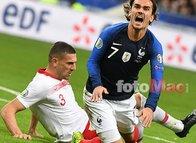 Fransa - Türkiye EURO 2020 maçı sonrası L'Equipe oyuncuları puanladı!