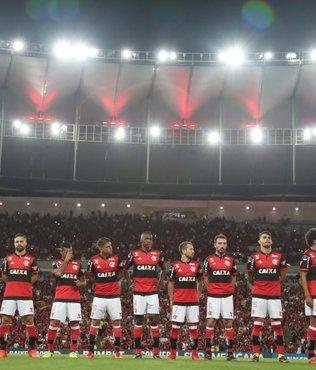 Flamengo ikinci yarıda açıldı