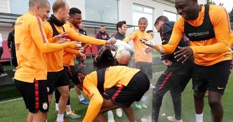 Galatasaray'da Çaykur Rizespor maçı hazırlıkları