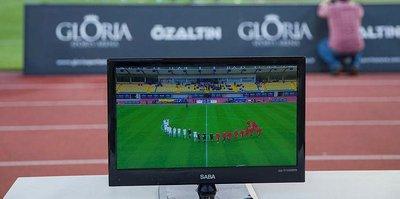 VAR Türkiye'de ilk kez çevrimiçi uygulandı