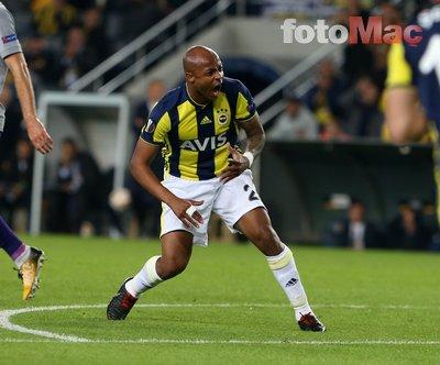 Fenerbahçeli Andre Ayew'in yeni adresi belli oldu!