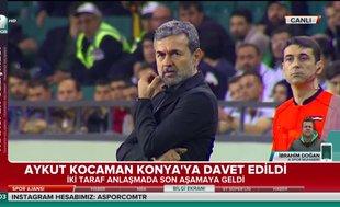 Aykut Kocaman Konya'ya davet edildi