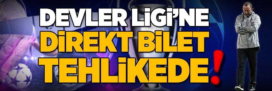 sampiyonlar ligine direkt bilet tehlikede iste o tablo 1598514133114 - PAOK maçı sonrası Beşiktaş'tan flaş başvuru! UEFA...