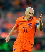 Lens'in yerine Robben
