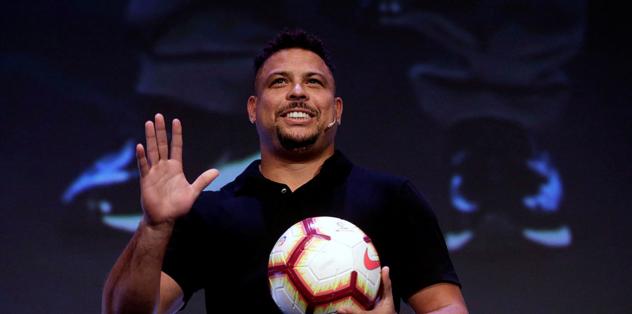 """Fenomen Ronaldo'dan flaş Steven Plaza sözleri! """"Potansiyeli yüksek"""" - Futbol -"""