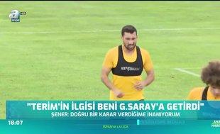 """""""Terim'in ilgisi beni Galatasaray'a getirdi"""""""
