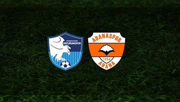 BB Erzurumspor - Adanaspor maçı saat kaçta ve hangi kanalda?