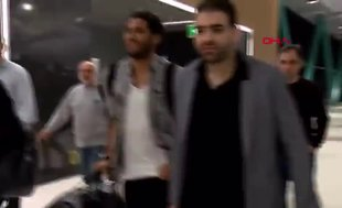 Mohamed Elneny İstanbul'da! İşte ilk görüntüler...