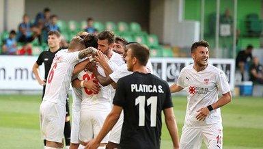 Petrocub - Sivasspor: 0-1 (Petrocub Sivasspor maçı ÖZET)